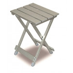 Alumiinipöytä Twisty 30x25xH41cm, 1,1kg